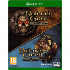 Baldur's Gate 1+2 Enhanced Edition Xbox One