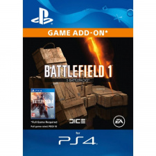 Battlefield 1 Battlepacks x 5