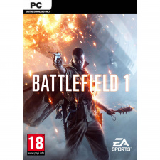 Battlefield 1 PC skaitmeninis
