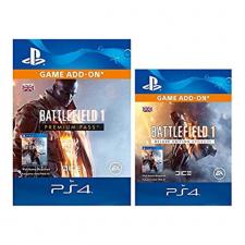 Battlefield 1 Premium Pass and Deluxe Upgrade Bundle PS4 skaitmeninis