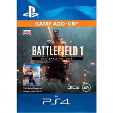 Battlefield 1 They Shall Not Pass PS4 skaitmeninis