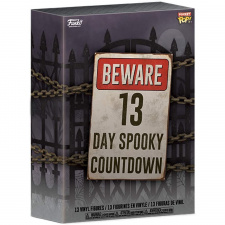 Funko Pop! Beware 13 day Spooky Countdown advento kalendorius