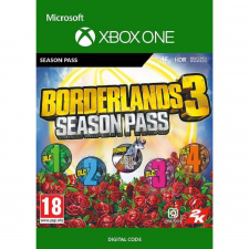 Borderlands 3: Season Pass Xbox One skaitmeninis