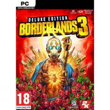 Borderlands 3 Deluxe Edition PC skaitmeninis