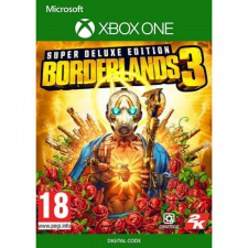 Borderlands 3 Super Deluxe Edition Xbox One skaitmeninis