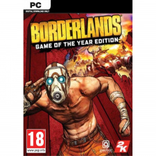 Borderlands GOTY PC (kodas)