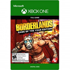 Borderlands GOTY Xbox One skaitmeninis