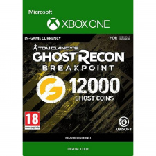 Tom Clancy's Ghost Recon Breakpoint: 12000 Ghost Coins
