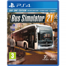 Bus Simulator 21 Day One Edition PS4