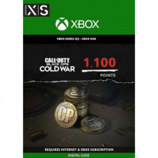Call of Duty: Black Ops Cold War - 1,100 points Xbox One (kodas)