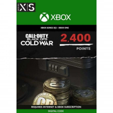 Call of Duty: Black Ops Cold War - 2,400 points Xbox One (kodas)