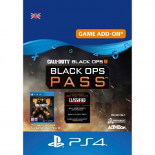 Call Of Duty Black Ops 4 Black Ops Pass PS4 skaitmeninis