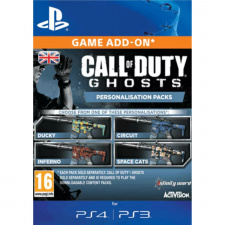 Call of Duty: Ghosts Ducky Personalisation Pack