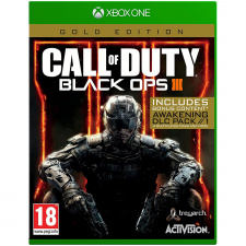 Call of Duty Black Ops III Gold Edition Xbox One