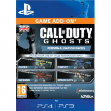 Call of Duty: Ghosts Inferno Personalisation Pack