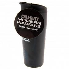 Call of Duty Modern Warfare kelioninis metalinis puodelis