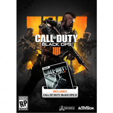 Call of Duty Black Ops 4 Inc Black Ops 2 PC skaitmeninis