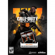 Call of Duty Black Ops 4 Inc Black Ops 3 PC skaitmeninis