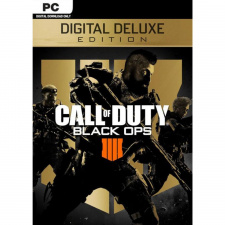 Call of Duty Black Ops 4 Deluxe Edition PC skaitmeninis