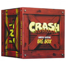 Crash Bandicoot Universe Big Box rinkinys