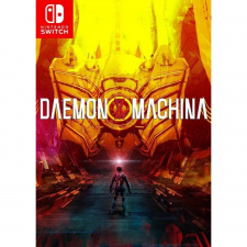Daemon X Machina Switch skaitmeninis