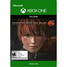 Dead or Alive 6 Xbox One skaitmeninis