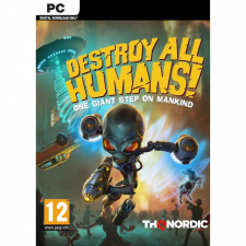 Destroy all Humans! PC skaitmeninis