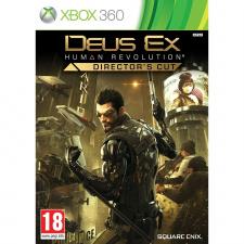 Deus Ex Human Revolution Director's Cut Xbox 360