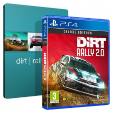 DiRT Rally 2.0 Deluxe Edition Steelbook PS4