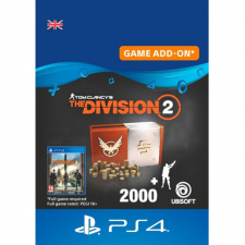 Tom Clancy's The Division 2 - welcome Pack