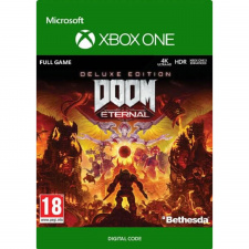Doom Eternal Deluxe Edition Xbox One skaitmeninis