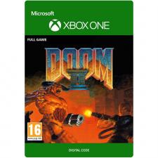 Doom II Xbox One (kodas) EU regionas