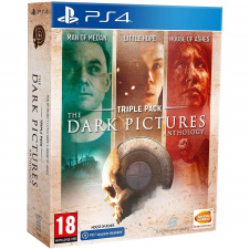 The Dark Pictures Anthology: Triple Pack PS4 | PS5