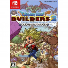 Dragon Quest Builders 2 Switch skaitmeninis