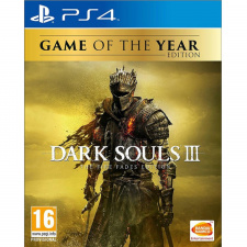 Dark Souls III: The Fire Fades GOTY PS4