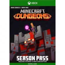 Minecraft Dungeons Season Pass Xbox One (kodas)
