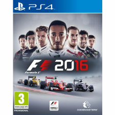 F1 2016 - Limited Edition PS4