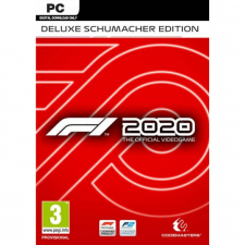 F1 2020 Deluxe Schumacher Edition PC skaitmeninis