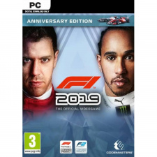 F1 2019 Anniversary Edition PC skaitmeninis