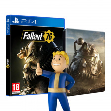 Fallout 76 Steelbook Edition PS4