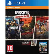 Far Cry 5 Season Pass PS4 skaitmeninis