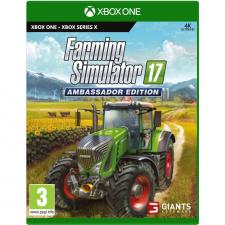 Farming Simulator 17 Ambassador Edition Xbox One / Series X