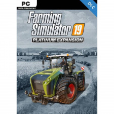 Farming Simulator 19 PC Platinum Expansion DLC PC skaitmeninis