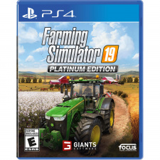 Farming Simulator 19 Platinum Edition PS4
