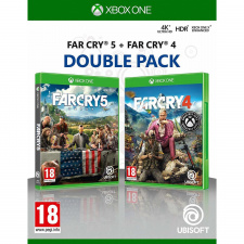 Far Cry 4 + Far Cry 5 Double Pack Xbox One