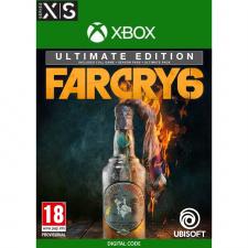 Far Cry 6 Ultimate Edition Xbox One   Series S/X (kodas)