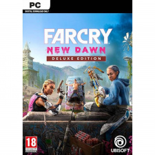 Far Cry: New Dawn Deluxe Edition PC skaitmeninis