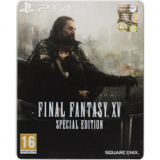 Final Fantasy XV Special Edition PS4