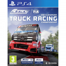 Fia Truck Racing Championship PS4
