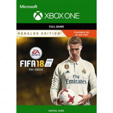 FIFA 18 Ronaldo Edition Xbox One skaitmeninis
